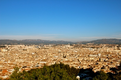 City of Marseille.