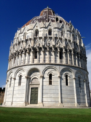 Pisa Baptistry.