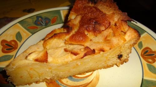 Torta di Mele (Apple Cake).