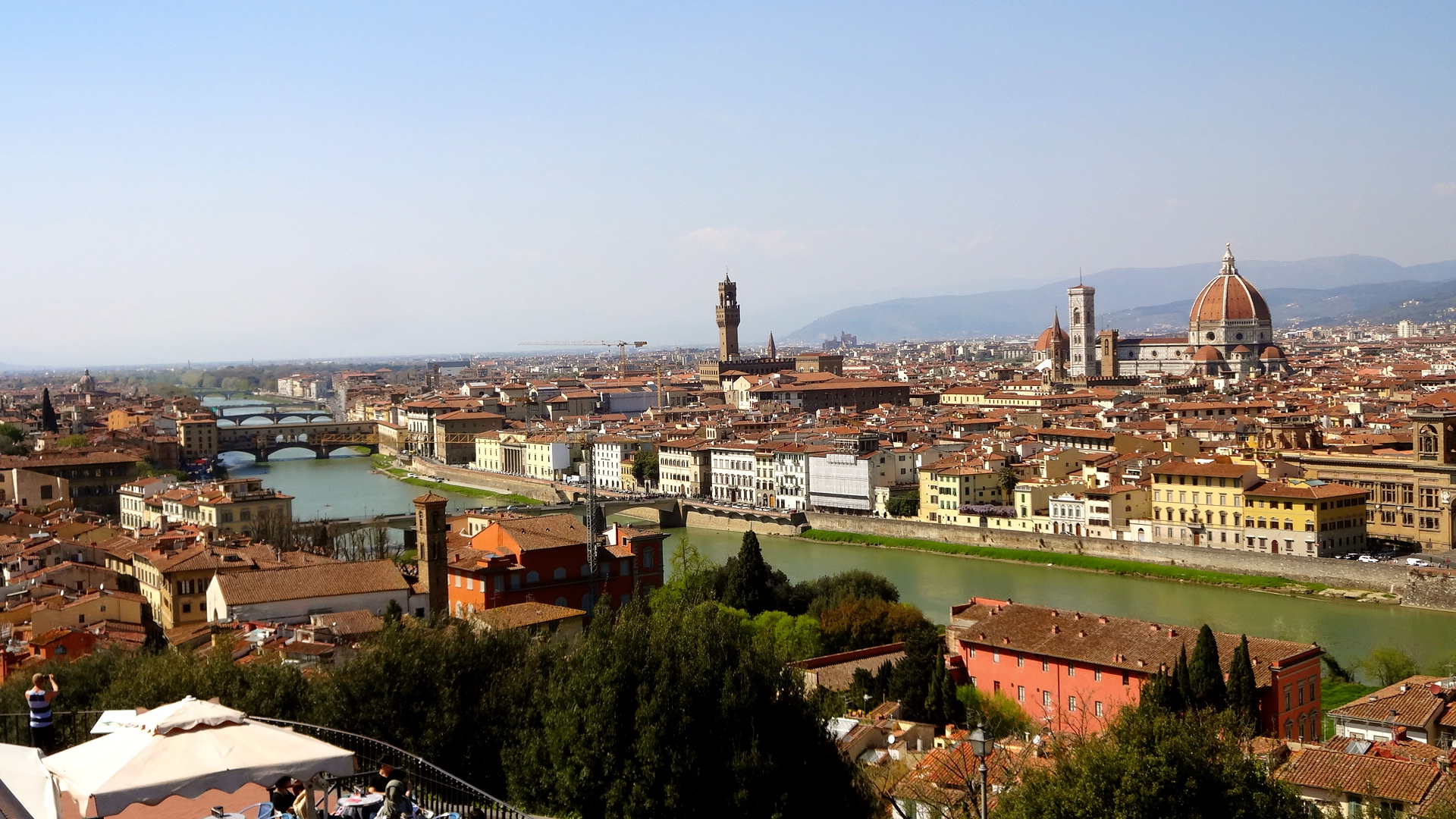 Italian Florence: La Bellissima Città Di Firenze.