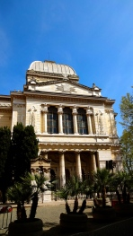Great Synagogue of Rome.
