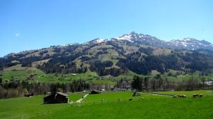 On the Way to Switzerland.