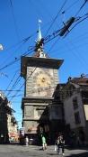 Zytglogge: Clock Tower.