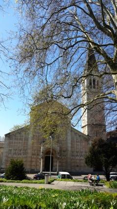 Dreifaltigkeitskirche Church.