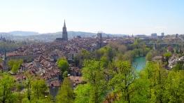 Amazing View of Bern.