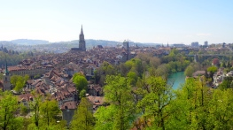 Amazing View of Bern.