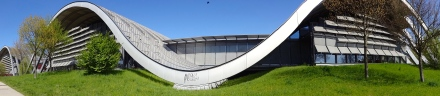 Zentrum Paul Klee Museum.