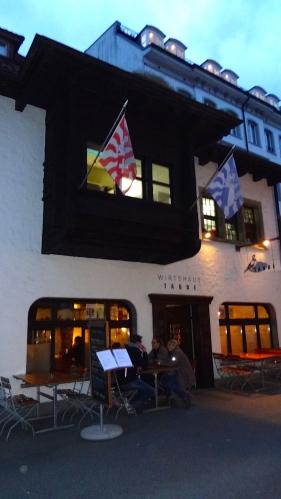 Wirtshaus Taube Restaurant.