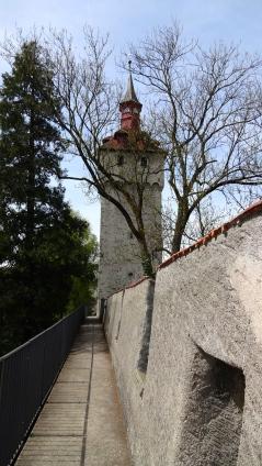 Musegg Wall.