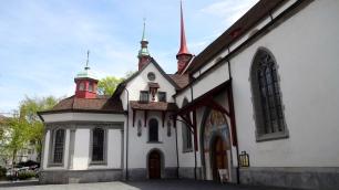 Franziskanerkirche.