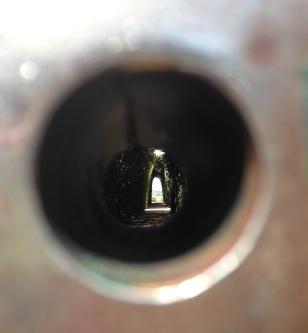 Inside the Keyhole.