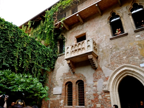 Juliet's House.