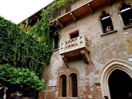 Juliet's House.