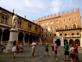 Piazza dei Signori.