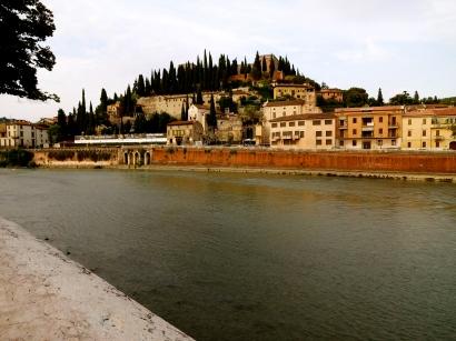 Adige River.