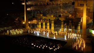 Aida Opera.