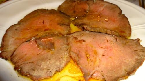 Roast Beef (7.5/10).