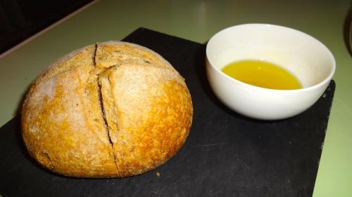 Homemade Bread (8/10).