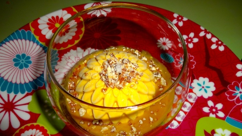 Zabaione Semifreddo with Caramel Sauce and Salted Cookies (8/10).