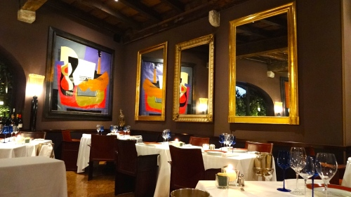 Restaurant Il Desco.