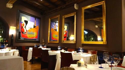 Restaurant Il Desco.