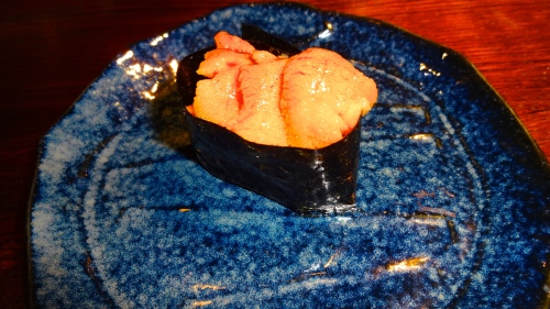 Uni/Sea Urchin (8.5-9/10).