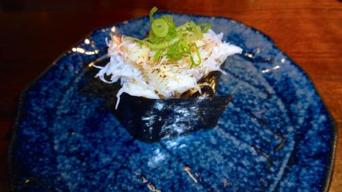 Kani/Crab (8/10).