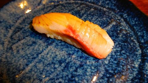 Hamachi/Yellowtail Nigiri (8/10).