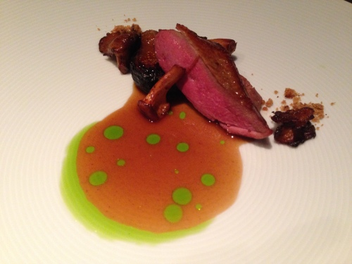 Second Version of the Squab Dish.