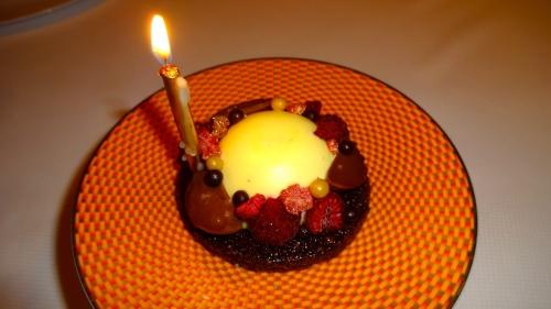Complimentary Birthday Dessert!