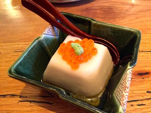 Goma Dofu: Sesame Tofu (8/10).