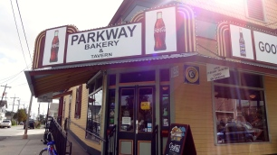 Parkway Bakery and Tavern.