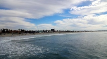 View of Pacific Beach.