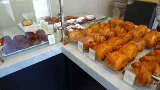 Selection of Pastries for the Day.