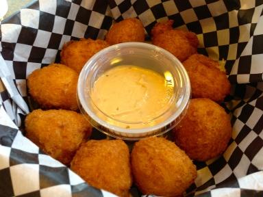 Potato Puffs.