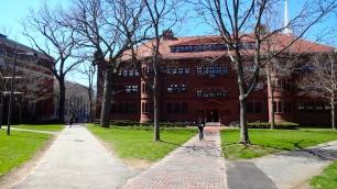 Harvard University Campus.