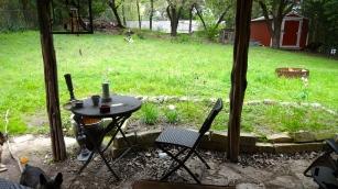 Val's Backyard.