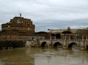 Castel Sant'Angelo.