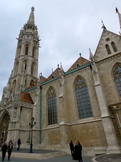 Matthias Church.