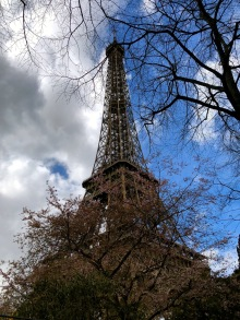 Eiffel Tower.