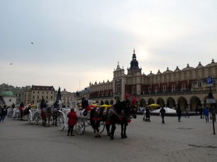 Rynek Główny, the Main Square.
