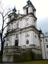Skałka & the Pauline Monastery.