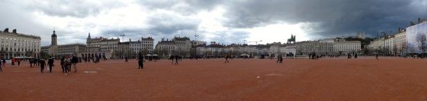 Place Bellecour.