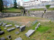 Amphitheatre of the Three Gauls.