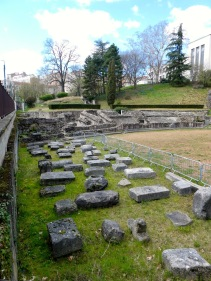 Amphitheatre of the Three Gauls.