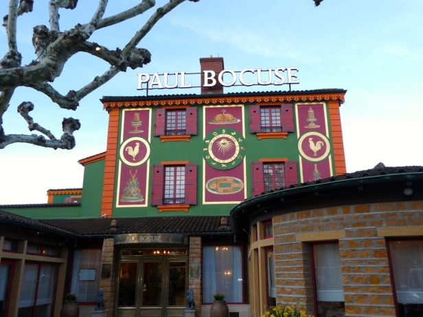 Paul Bocuse Restaurant.
