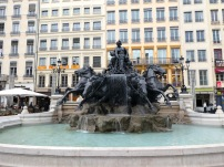 Fontaine Bartholdi.