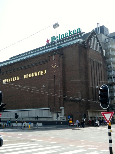 Heineken Experience.