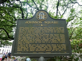 Johnson Square.