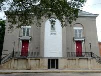 First African Baptist Church.